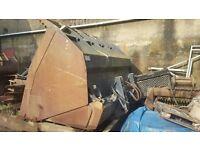 Ulrich Hytip Wastemaster Bucket to Suit JCB436 Shovel