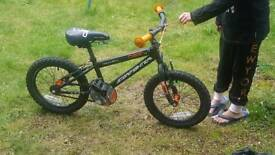 5 to 8 year old boys bike 12 inch