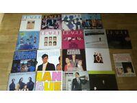 """34 x human league vinyl collection LP's / 12"""" / 7"""" / picture disc / poster"""