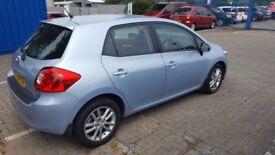 Toyota Auris 1.3 petrol