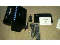 Openbox v8s. Sky TV without subscription