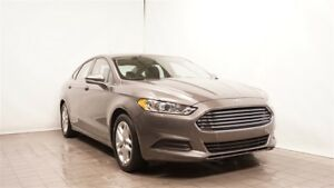 2014 Ford Fusion SE, FWD, Bas Millage!!