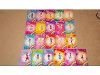 37 Rainbow Fairy Books