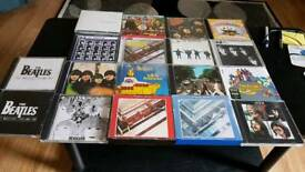THE BEATLES COMPLETE STUDIO CD ALBUMS 18.SOME STILL SEALED