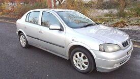 2005 Vauxhall Astra Enjoy 16V 1.4 Petrol 5 Door 1 Year MOT Full Service History..
