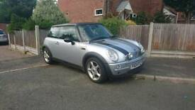 BMW Mini Cooper 1.6 Petrol with Chilli Pack
