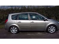 renault grand scenic seven seater diesel automatic