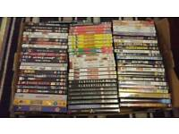 300 dvds movies bundle for carboot  lot