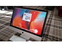 "Apple Imac 27"" i7 3.4GHz QUAD CORE + 1TB, 8GB ram, Logic Pro, Final Cut, Microsoft. Computer"