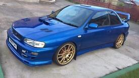 Subaru Impreza Type r
