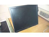 """LG Flatron L1980U Ultra Slim 19"""" LCD Monitor"""