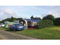 Cabanon galaxy 2 trailer tent