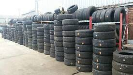 NEW/PART WORN TYRES