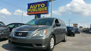 Honda Odyssey LX 2008 8 PASSAGERS AIR CRUISE GR ELEC