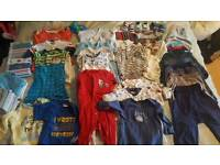 Baby boys cloths 3-6 months