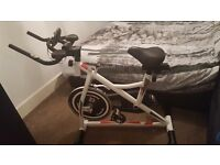 SOLD --- OLYMPIC SPIN BIKE - BRAND NEW