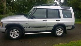 2003 landrover discovery td5 gs auto 7 seater may swap px
