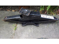 Ford Transit Scissor Jack with handle, bag and tubular spanner