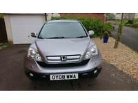 HONDA CRV I-CTDI ES (2204cc DIESEL, 5 Door ESTATE) *New MOT *