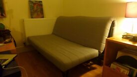 Great and comfy IKEA two-seat sofa-bed! LYCKSELE LÖVÅS