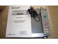 Sharp Video. Model VC MH713HM