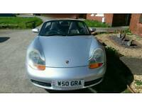 PORSCHE BOXSTER 986 2.7 FPSH IMMACULATE