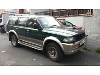 2.5 Turbo Diesel 4x4 Mitsubishi Challenger/ Shogan