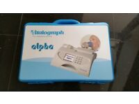 FOR SALE BRAND NEW SPIROMETER - VITALOGRAPH - FOR PATIENTS SCREENING FOR COPD