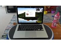 "With loads of extras!! Macbook Pro 13"" Retina mid 2014 8gb"
