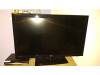 LG TV 42 inch HD-Ready