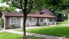 Holiday bungalows in Cornwall 7 nights for 4 Sept 22nd Self Catering Hengar Manor