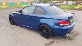 BMW 120d M-Sport (E82)