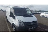FORD TRANSIT 280 2.2 TDCI MWB WITH LOW ROOF. AIR CONDITIONING. SERVICE HISTORY.