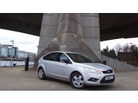 2008 58 FORD FOCUS STYLE 1.8 TD DIESEL MOT 03/18 (CHEAPER PART EX WELCOME)