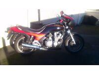 yamaha xj900 pre diversion 1991