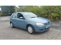 2006 Vauxhall Corsa 1.2! 5 Door 12M MOT! FSH! NEW CHAIN! Cheap reliable bargain!
