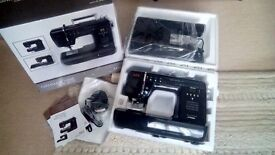 AEG 300 Sewing Machine Special Black edition 'New' unwanted gift ,no near offers .