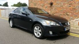 2008 Lexus IS 220D 100,000 miles FLSH Good Spec