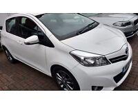 Toyota Yaris Icon Diesel White