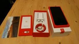 128gb midnight black OnePlus 5 for swaps