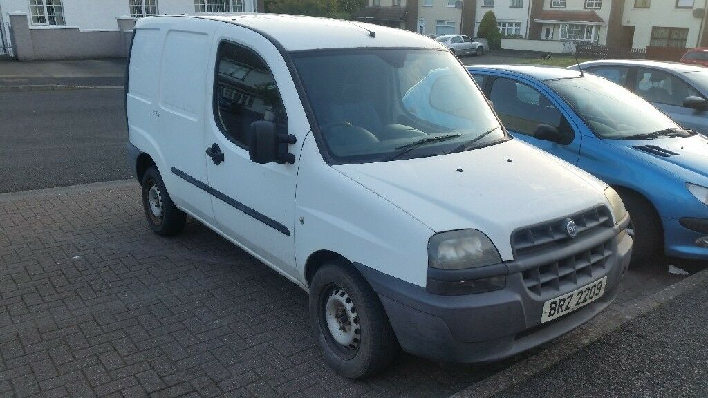 Fiat Doblo Cargo Van For Sale In Londonderry County Londonderry