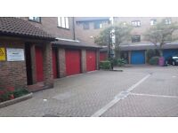 Secure parking space - Near Canary Wharf & Blackwall DLR Station. Flexible agreement