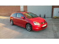 Honda Civic Type R 2004 Facelift - Milano Red - Subtle Additions - SWAP/PX - EP3, exhaust, HID's
