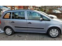 2009 09 VAUXHALL ZAFIRA 1.6 PETROL PRICE HAS BEEN REDUCED FROM £3295 SO GRAB YOURSELF A BARGAIN!!