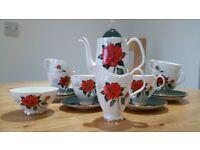 Royal Albert Bone China Coffee/Tea Set