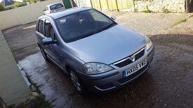Vauxal corsa sxi 1.3 diesel ideal 1st car!!