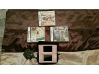 Nintendo DS Pink Bundle