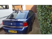 Vectra 2litre Turbo SRI, stainless steel exhaust ,