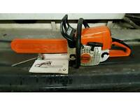 Stihl ms 230 chainsaw spares or repair