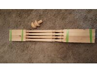 Wooden Stair Spindles x12